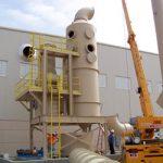 Venturi Scrubbers Cyclonic Separator